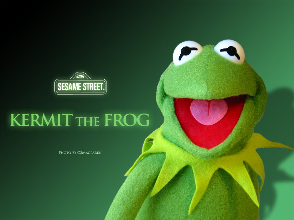 Life quotes from Kermit the frog
