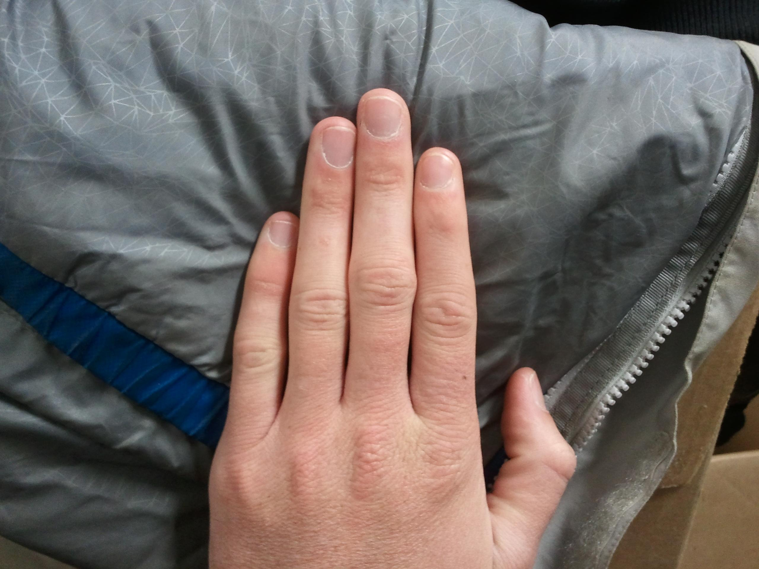 Know What Your Finger Length Reveals About Your Personality