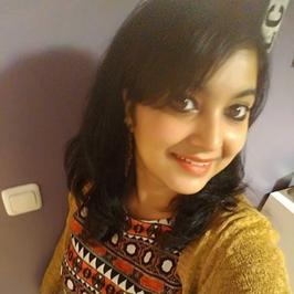 View Anushree Dutta's profile