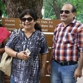 Meenu Sandeep Kumar की पूरी प्रोफाइल देखें