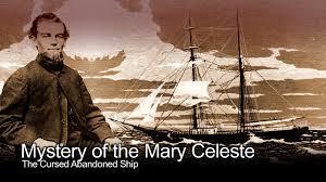 The Mary Celeste: