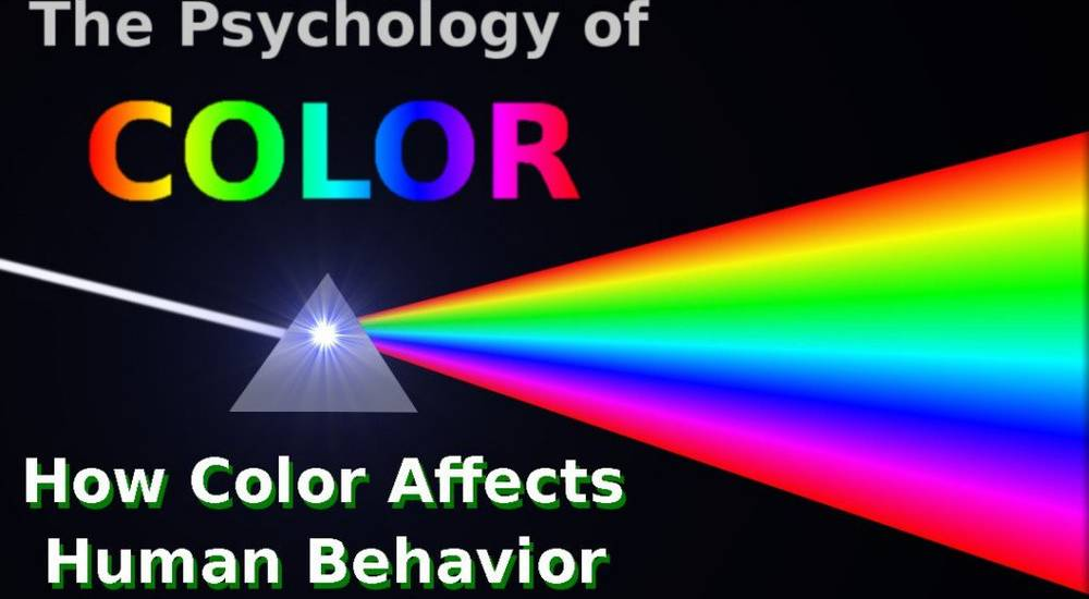 the influence of color on human behavior Color psychology teaches us how to understand the effects of color on the personality and to use it to enhance the interior environment and improve communications.