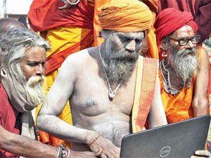 The Digital Kumbh..