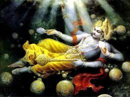 Lord Vishnu Rises