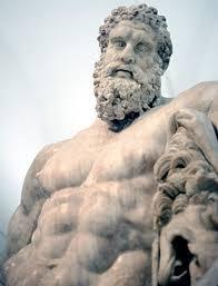 HERACLES/ HERCULES AND HIS TWELVE LABORS