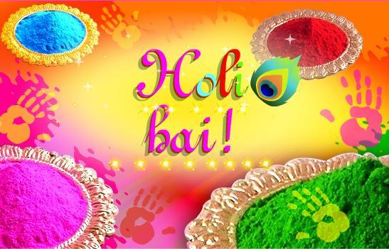 Holi Picture