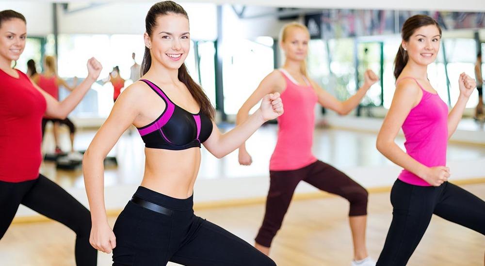 Do aerobic exercise