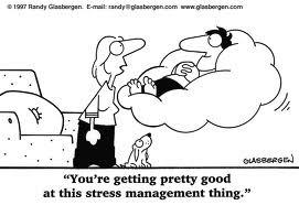 3. Reduce stress
