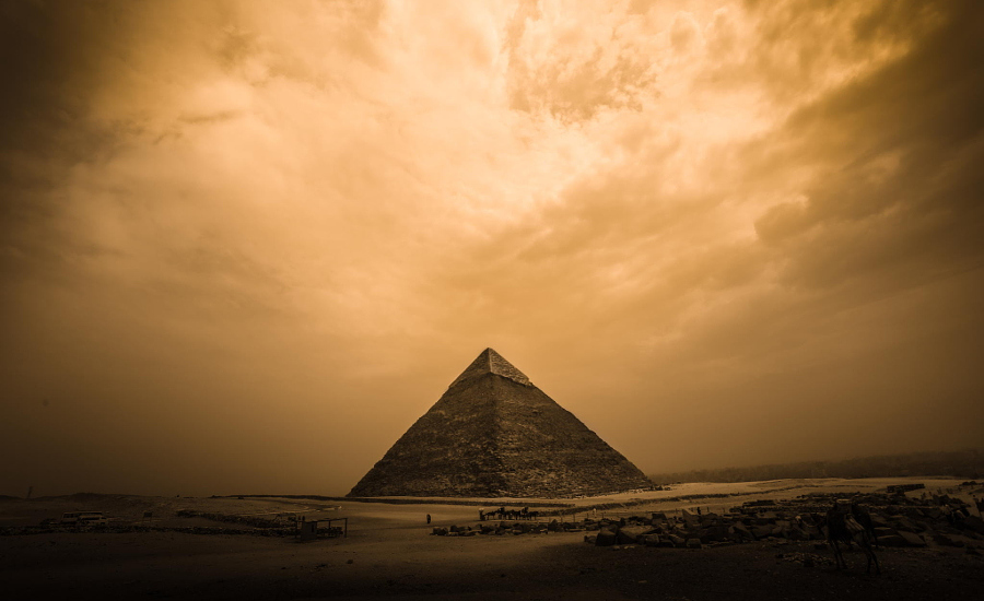 mysterious egyptian pyramids All egyptian pyramids were built on the west bank of the nile, which, as the site of the setting sun, was associated with the realm of the dead in egyptian mythology number and location of pyramids in 1842, karl richard lepsius produced the first modern list of pyramids – see lepsius list of pyramids – in which he counted 67 a great many more.