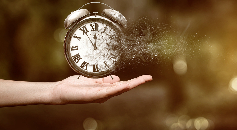 Did Shri Krishna stop time?