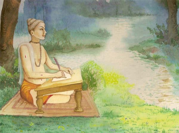 Why Tulsidas wrote Hanuman Bahuk?