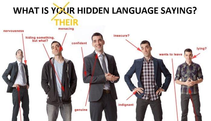 decode his body language dating