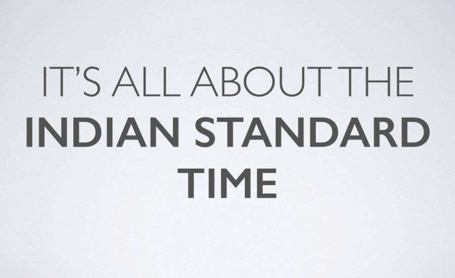Indian Standard Time