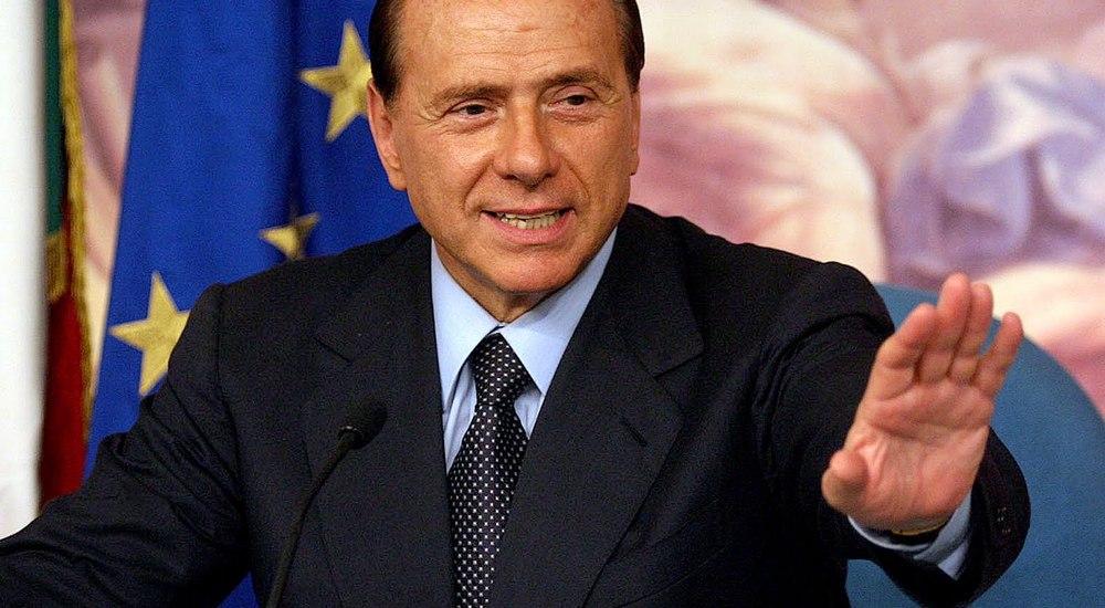 Former Italian Prime Minister