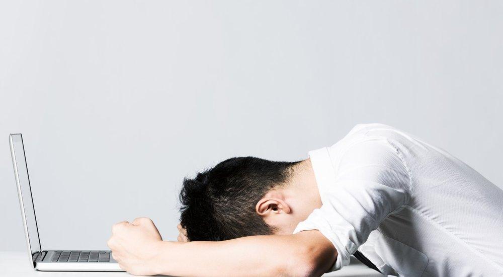 Identify self-imposed stress
