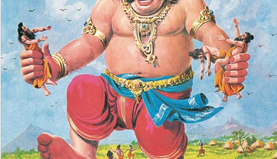 Asked for Annihilation of the Devas