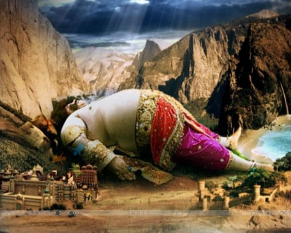 Brahma's Yajna