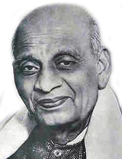 8. Sardar Vallabhbhai Patel
