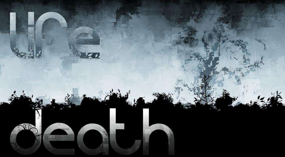 How Life talks to Death