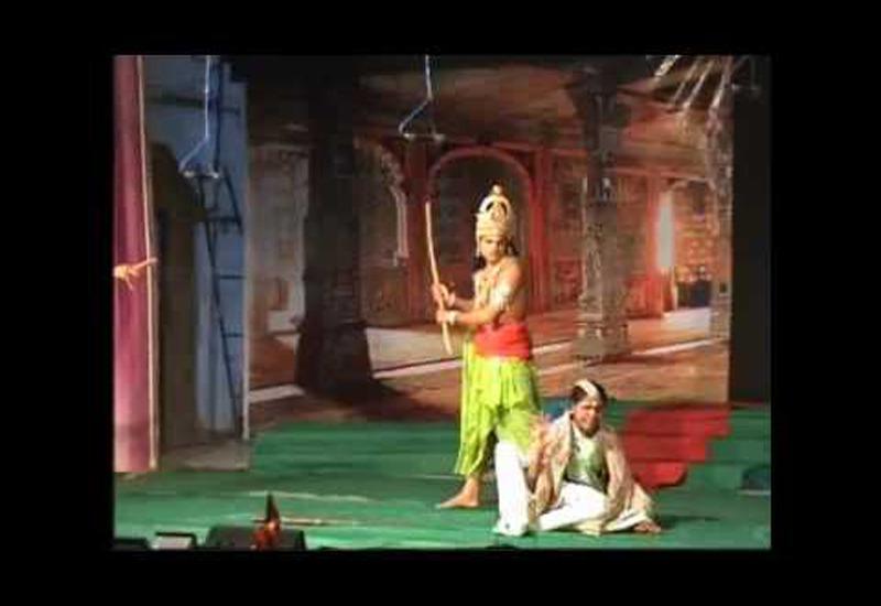 Rebuked by Shatrughna