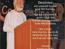 IS THERE A FIXED DESTINY    by Guruji Krishnananda