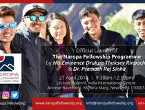The Naropa Fellowship