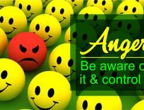 Anger Be Aware of It and Control It