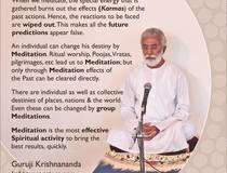 Meditation is not enough   by Guruji Krishnananda