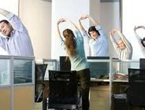 5 WAYS TO Manage a Fitness Regime at Work