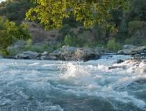 नदी का पानी बहता रहना चाहिए