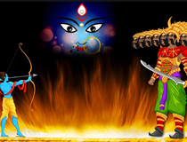 Know and overcome the Ravana within