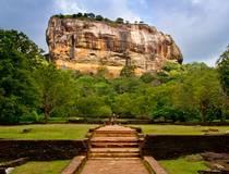 Mysteries of Sigiriya Rock: Ravana's Aerodrome, Myth or Reality?