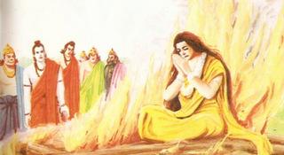 Agni Pariksha - Why Lord Rama asked Sita to go through Agni Pariksha?