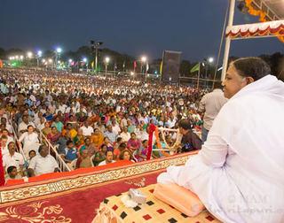 Sri Mata Amritanandamayi Devi To Tour Tamil Nadu & Kerala