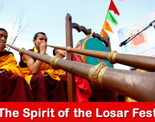 The Spirit of the Losar Festival, 5-6 February 2019