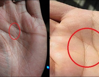Mystery behind Letter X on your palms (Only 3% people in the world have it)