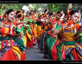 BASANTA  UTSAV: SPRING FESTIVAL OR HOLI