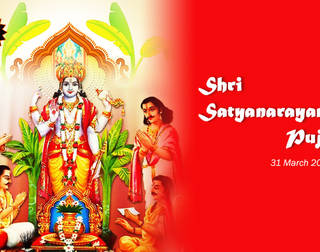 Shri Satyanarayan Puja  31 March 2018