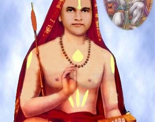 Hanuman - Lakshmana - Ravana