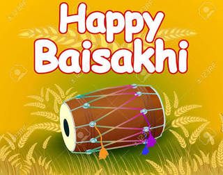 Peace and Prosperity On This Baisakhi