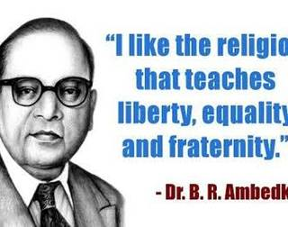 Dr. B.R Ambedkar- Principal Architect Of The Constitution Of India