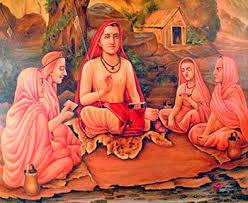 'mithya' world and 'satyam' 'I'