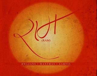 Chanting Ram Naam..