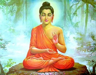 Nine virtues of Gautama Buddha