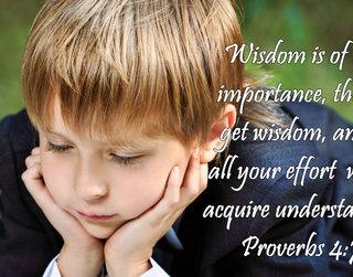 Get Godly Wisdom