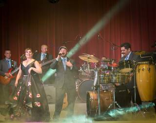 Live Latin Band Los Angeles
