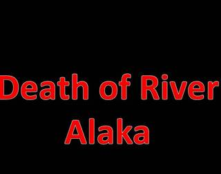 Can U save a river which is dying