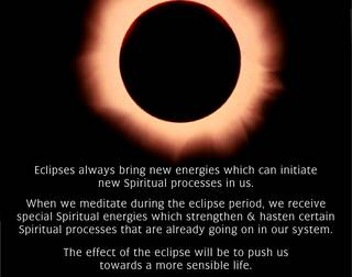TWIN ECLIPSES July 2019 - AN OPPORTUNITY