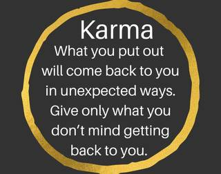 Learn these ways of generating good Karma and create a beautiful life.