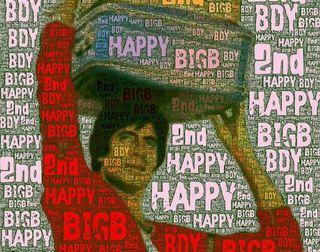Re-birth of Amitabh Bachchan